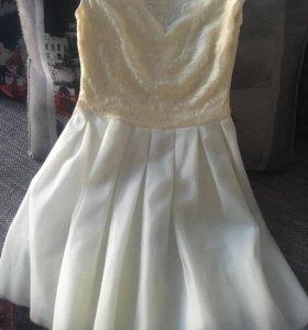 Новое платье,р-р 44