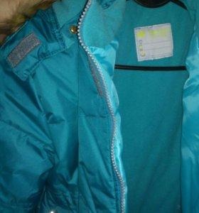 Куртка новая Саimano зимняя