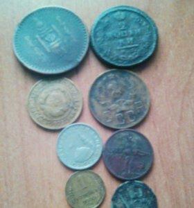 Сторинные монеты