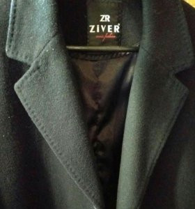 Кашемировые пальто мужское
