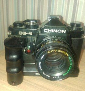 Chinon CE-4, виндер PW- 540
