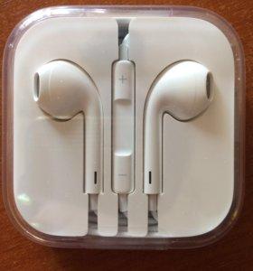 Наушники Apple оригинальные