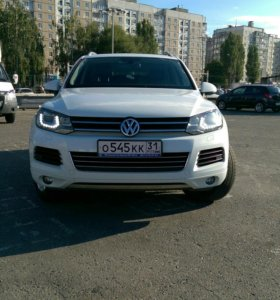 Volkswagen Touareg 3.6 AT, 2013