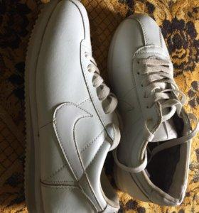 Кроссовки Nike cortez (зимние)