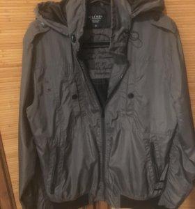 куртка ветровка на подкладке