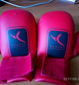 Перчатки для карате Domyos