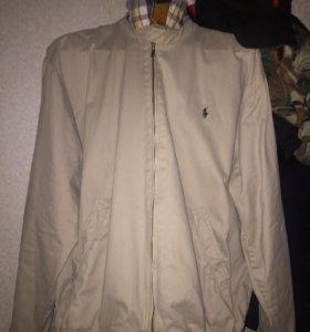 Куртка,Харрингтон ralph lauren