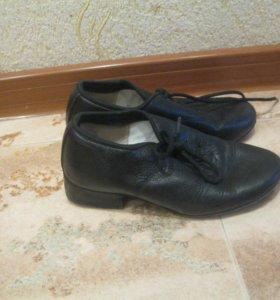 туфли для бальных танцев 2 пары 28 и 29 размер