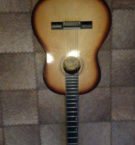 гитара +чехол