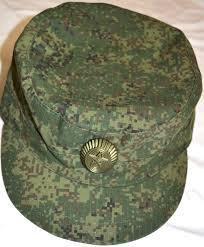 кепка военная размер 54,уставная)