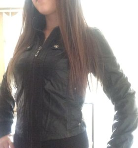 Куртка экокожа 40-42 размер