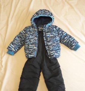 Куртка+штаны демисезонные р. 80-86
