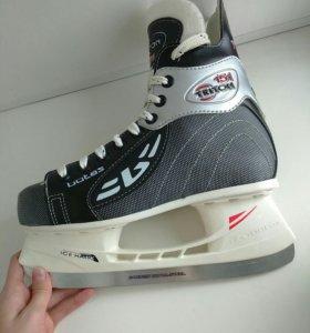 Коньки хоккейные, р-р 39