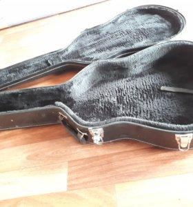 Кейс гитарный