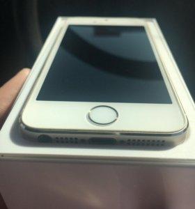 Продам iPhone 5s состояние идеальное