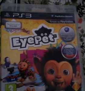 Детская игра для ps3 EyePet