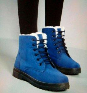 Ботинки новые ( зима)