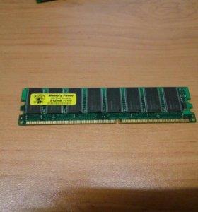 DDR1 512 мб