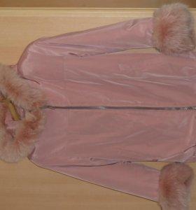 зимняя куртка-пехора