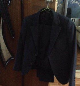 Пиджак и брюки )) пиджак приталенный