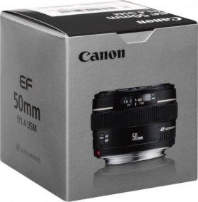 Canon 1.4 50mm