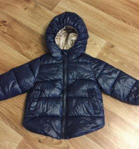 Куртка рост 80