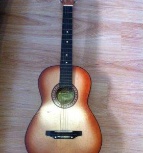 Гитара новая!
