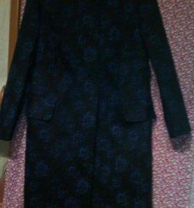 Новое пальто весна- осень.