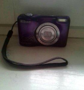 Фотоаппарат Nikon Coolpix L27 цифровой фотоаппарат
