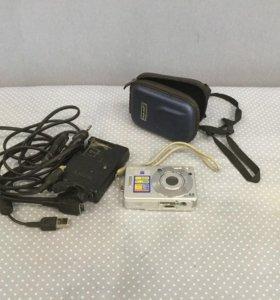 Фотоаппарат sony cyber-shotdsc-w50