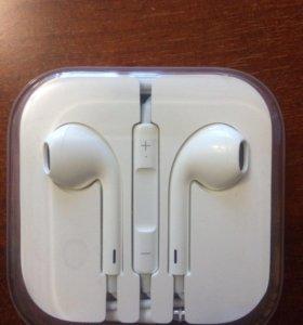 Наушники Apple для IPhone