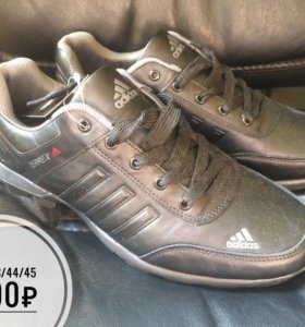 Adidas 🔥 кожа