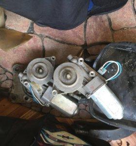 Моторчики стеклоподъемников ваз2110