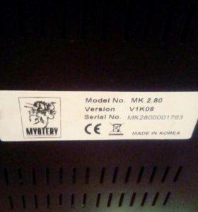 Продам новый усилитель MYSTERY МК-2.80