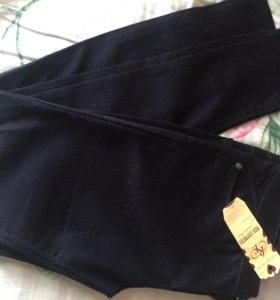 Темно-Синие джинсы штаны новые!