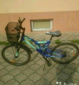 Продам горный велосипед (в отличном состоянии)