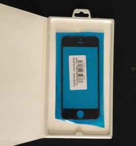 Фронтальное стекло на iPhone 5/5S/5SE