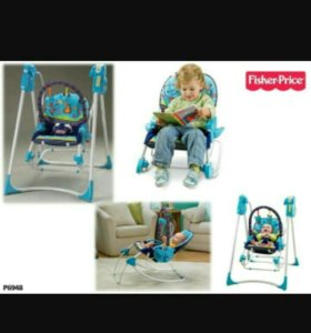 Fisher.Price. Swing n'Rocker