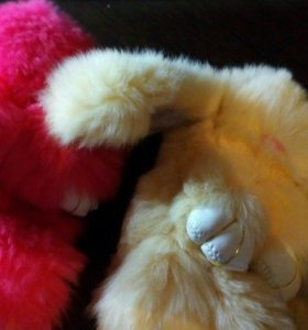 Кролик-брелок Мягкая игрушка