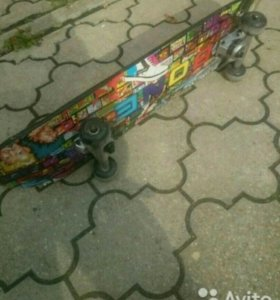 Продам скейт (в отличном состоянии)