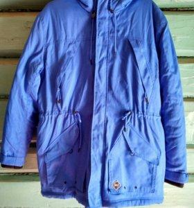 Куртка Bershka зима