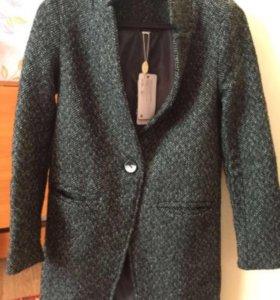 Новое стильное пальто!