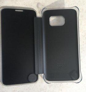 Оригинальный чехол на Samsung Galaxy S7