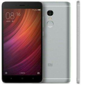 Xiaomi redmi note 4x 3/32 серый.Гарантия.