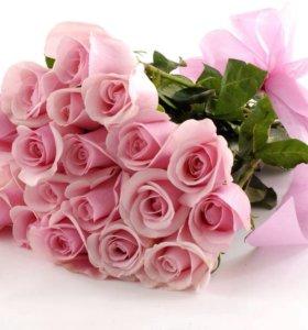 Роза цветы букеты