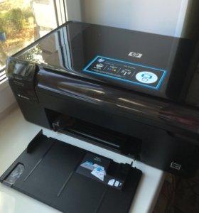 Цветной Принтер-сканер-копир HP