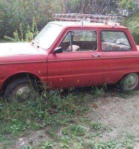 Запорожец ЗАЗ 968