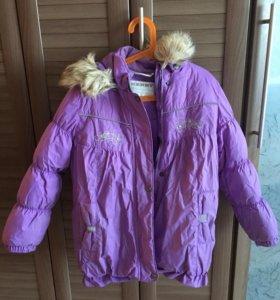 Зимняя куртка Kerry для девочек