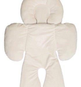 Подушка в автокресло для новорожденных
