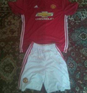 Форма Manchester United